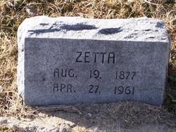 Zetta Altland