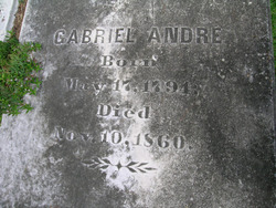 Gabriel Andre
