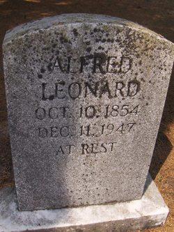 Alfred Leonard
