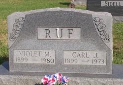 Violet Mae <i>Fenton</i> Ruf