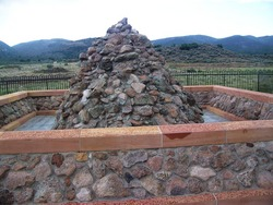 Mountain Meadows Massacre Memorial