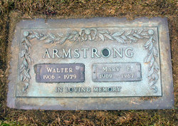 Mary <i>Parcher</i> Armstrong
