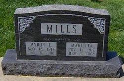 Marietta <i>Esslinger</i> Mills