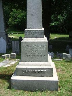 Ruth <i>Dickinson</i> Dickinson