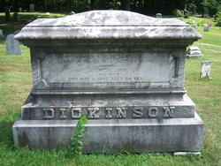 Lucretia <i>Gunn</i> Dickinson