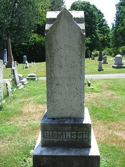 Rachel <i>Hunt</i> Dickinson