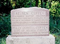 Polly <i>Dowell</i> Coffey
