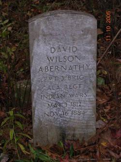 David Wilson Abernathy
