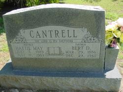 Bert D. Cantrell