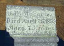James Wyatt Mecartea