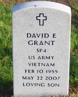 David E Kleen Grant