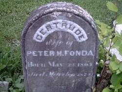 Gertrude Breese Fonda