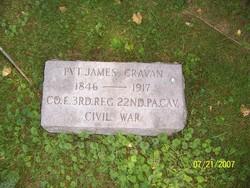 Pvt James Cravan
