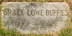 Grace <i>Lowe</i> Duffies