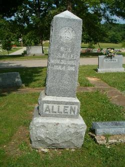 Rev John Sanford Allen