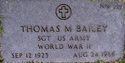 Thomas Monroe Bailey