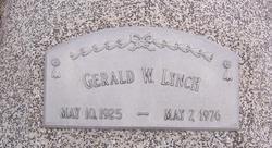 Gerald W. Lynch