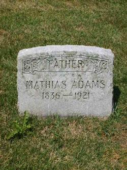 Mathias Adams