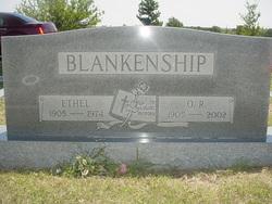 Orell R. Blank Blankenship