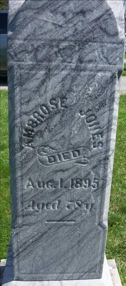 Ambrose Barnum Jones, III