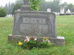 Lillian Pearl <i>Sanford</i> Adams