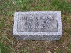 Hattie Abbey <i>Keeney</i> Kinney