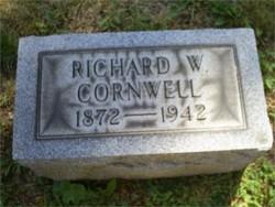 Richard Woods Cornwell