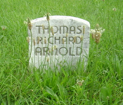 Thomas Richard Arnold