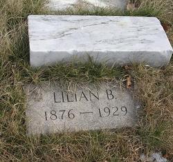 Lilian B. Kelley