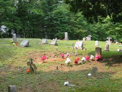 Mount Zion Baptist Church Cemetery at Tumbling Cre