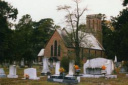 Trinity Episcopal Cemetery