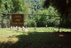 Louisa Jane Methodist Chapel Cemetery