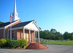 Island Creek Baptist Cemetery