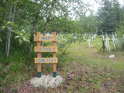 Saint Mary's Catholic Cemetery