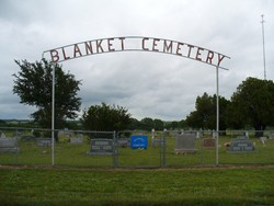 Blanket Cemetery