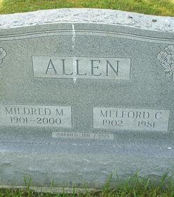 Martha Mildred <i>French</i> Allen