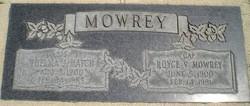 Royce Vincent Cap Mowrey