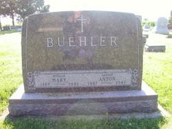 Mary Eva <i>Neff</i> Buehler