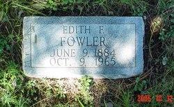 Edith F. Fowler