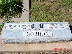 Margarite <i>McCoy</i> Gordon