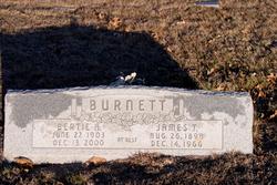 Bertie A Burnett