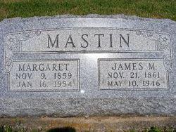 James M Mastin