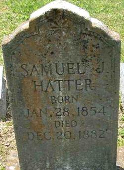 Samuel J Hatter