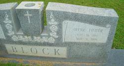 Irene M. <i>Fisher</i> Block