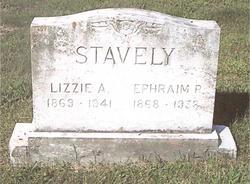 Ephraim R Stavely