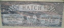 Monroe Brownie Hatch
