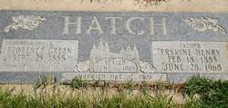 Erskine Henry Kine Hatch