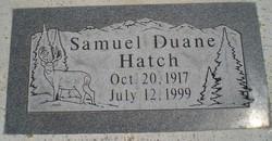 Samuel Duane Hatch