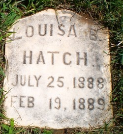 Louisa Blanch Hatch