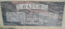 Lloyd Dee Hatch